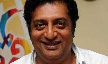 Prakash Raj: Actors should avoid joining politics, it's a disaster