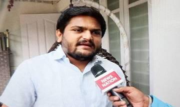 Hardik Patel says viral video is morphed, BJP is playing dirty games