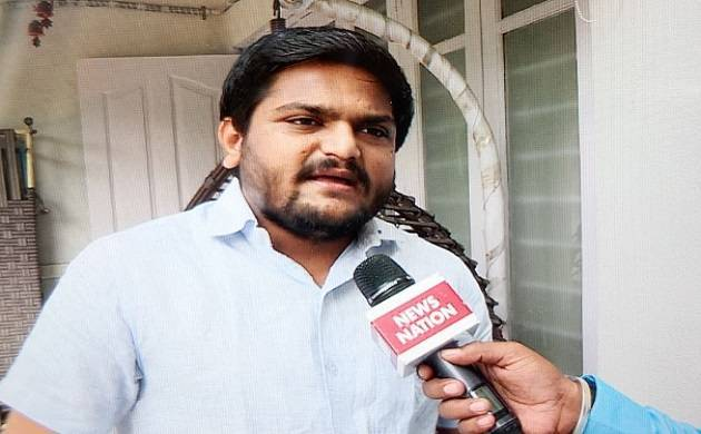 Hardik Patel says viral video is morphed, BJP is playing dirty games. (File Photo)