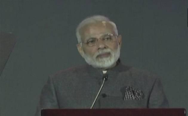 ASEAN Summit 2017: PM Narendra Modi addressing Indian diaspora (Image source: Twitter)