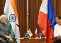 Philippines President Rodrigo Duterte holds bilateral talks with PM Modi, says want good relationship with India