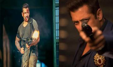 Race 3: Salman Khan reveals first look in Remo D'Souza's directorial
