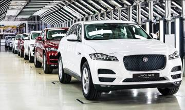 Jaguar Land Rover India launches popular SUV F-Pace at Rs 60.02 lakh