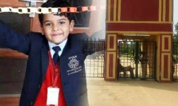 Ryan school murder case: Pradyuman's father demands to treat apprehended student as adult