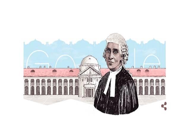 Google celebrates Corneli Sorabji's 151st birthday (Source: Google)