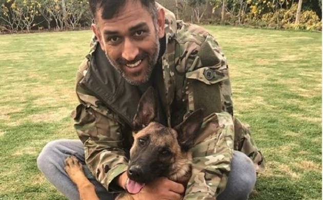 Viral | Mahendra Singh Dhoni training his pets at Ranchi farmhouse will make you go Aww! (Watch video)