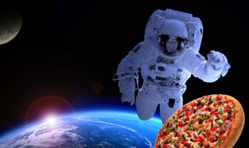 ISS Astronauts crave pizza and ice-cream in space, Orbital ATK capsule holds chocolate for the six station astronauts