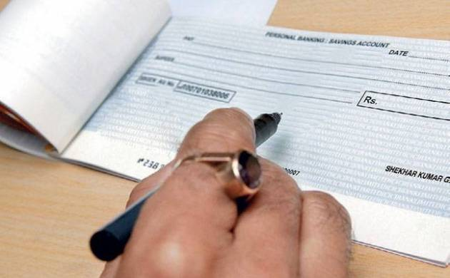 No proposal to withdraw cheque book facility: Finance Ministry (File Photo)