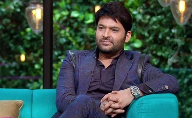 Kapil Sharma returns on the set of 'The Kapil Sharma Show'