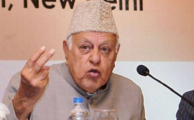 Case filed against Farooq Abdullah for remarks on PoK