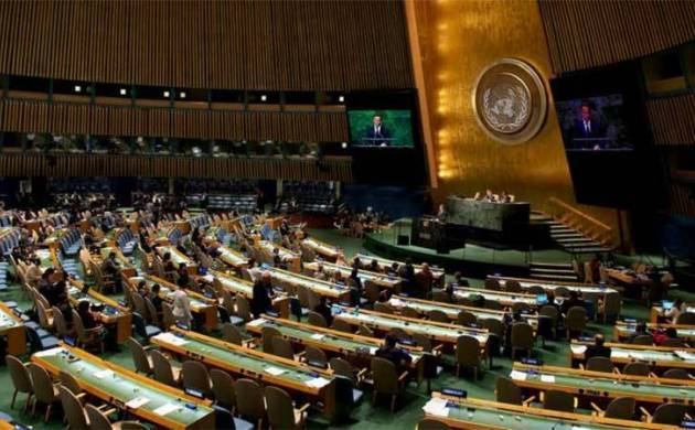 UNGA adopts Pakistan-backed resolution on self-determination (File Photo)