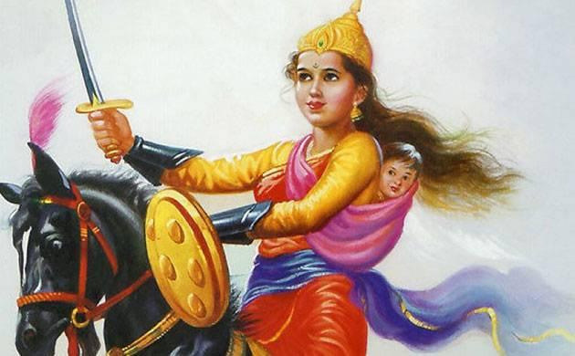 where was rani laxmi bai born