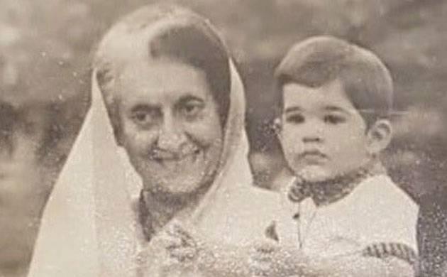 Indira Gandhi was a mother to this nation, says Varun Gandhi (Source: Varun Gandhi's Twitter)