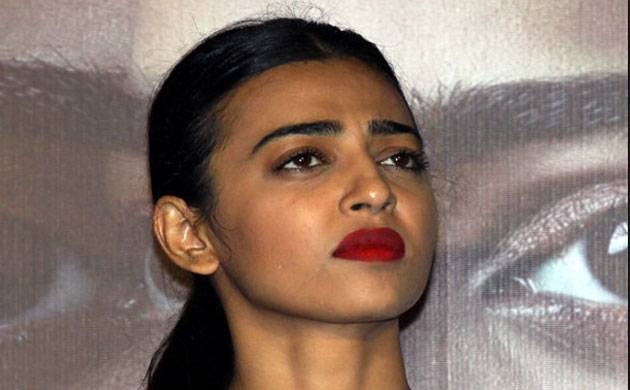 Radhika Apte: Men also subjected to sexual abuse in Bollywood