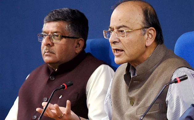 Arun Jaitley refutes Sonia Gandhi's charges of BJP 'sabotaging' winter session, says dates will be announced soon. (PTI)