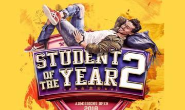 'Student of the Year 2' first poster out: Tiger Shroff starrer to release next year