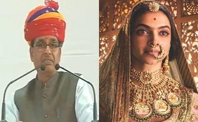 Padmavati row: Shivraj Singh Chauhan announces 'Rashtramata Padmavati Award' for people giving efforts to ban Deepika Padukone-starrer