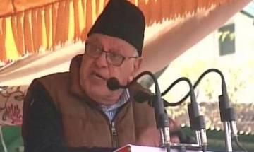 Delhi HC disposes off PIL seeking action against Farooq Abdullah over PoK remarks