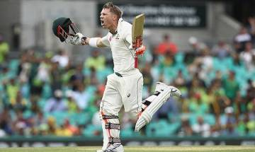 Ashes Series: David Warner to undergo intense treatment on neck ahead of first Test at Brisbane