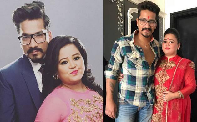Bharti-Haarsh pre-wedding song is indeed 'KHOOBSURAT'