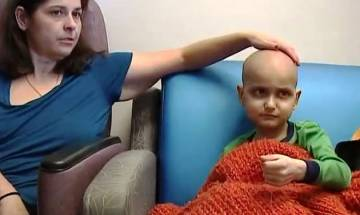 US: Nine-year-old dies of cancer after early Christmas celebration, leaves thousands mourning