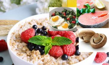 Mushrooms, porridge, eggs are libido boosters; avoid baked food, oysters, ice creams for low ardour