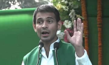 Bihar: Lalu's son Tej Pratap threatens to 'beat' dy CM Sushil Modi