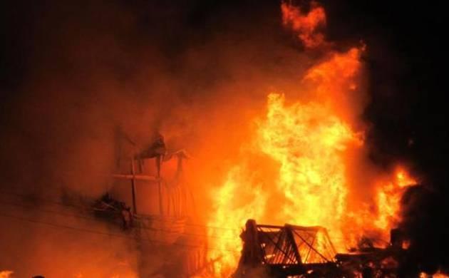 Chennai: Arson, rampage at Sathyabama Deemed University after first year student kills self (Representative Photo)