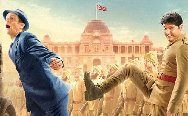 Kapil Sharma's Firangi gets postponed, to release in December
