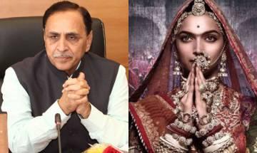 Padmavati row: CM Rupani bans film release; says 'can't hurt Rajput sentiments'