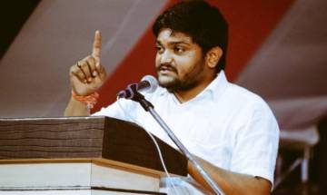 Gujarat Assembly Elections 2017: Hardik Patel declares support to Congress, says party to 'include' reservation for Patels in manifesto