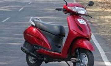 Honda Activa crosses 20 lakh units in just seven month