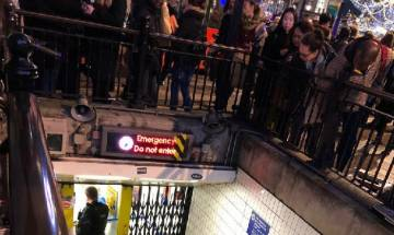 London Oxford Circus: Police reopen tube station after incident