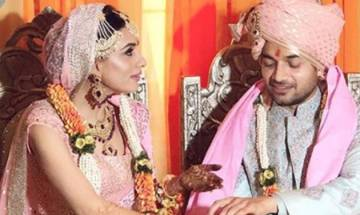In pics: 'Meri Aashiqui' actors Smriti Khanna-Gautam Gupta tie knot; Dia Mirza attends wedding reception