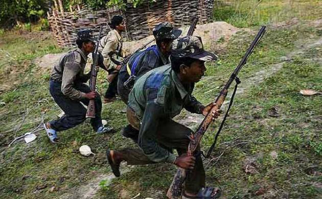 12 naxals held in Bijapur district of Chhatisgarh (Representational Image)