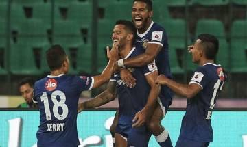 Indian Super League: Chennaiyin FC thrash NorthEast United FC 3-0, notch first victory of season 4