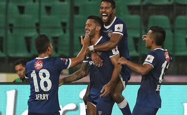 Chennaiyin FC (Picture credit - ISL Twitter handle)