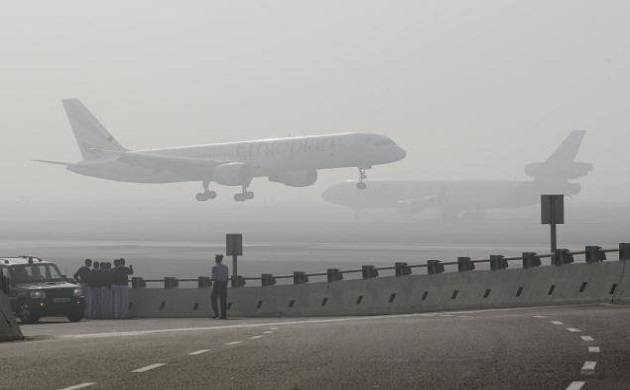 In 6 month all vehicles will have to convert to CNG at Delhi airport. (Courtesy: PTI)