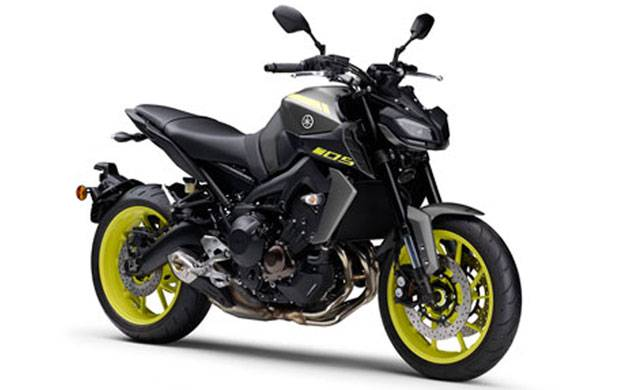 Yamaha MT-09 superbike launched in India at Rs 10.88 lakh (Source: Yamaha)