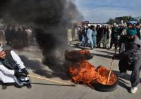 Pakistan Interior Minister blames India for violent clashes in Islamabad