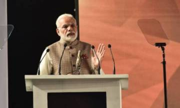 Congress attacks Modi, says PM hiding reality from Gujarat voters