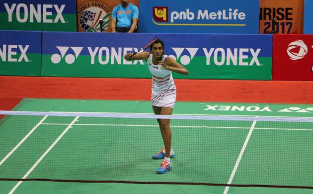 PV Sindhu (Source Badminton Association of India Twitter)