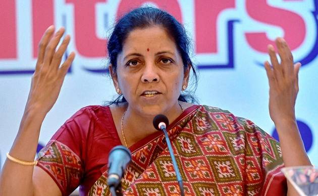 Nirmala Sitharaman hits Rahul Gandhi over alleged stalling of projects in Gujarat during Congress-led govt