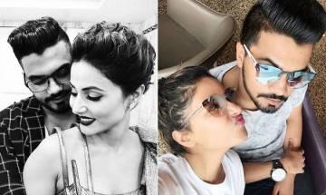 Bigg Boss 11: Hina Khan's boyfriend Rocky Jaiswal takes a JIBE at Karan Patel for calling her 'FAKE SOUL'