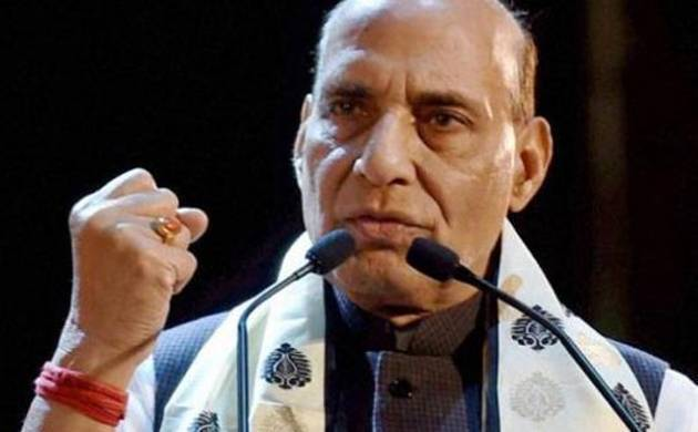 Rajnath Singh leaves for Russia, to sign two key pacts (File Photo)