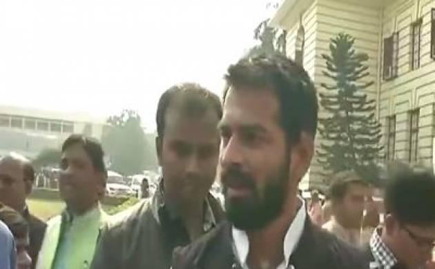 Lalu's son Tej Pratap makes objectionable statement against PM Modi