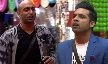 Bigg Boss 11 highlights: Puneesh Sharma and Akash Dadlani engage in a MASSIVE fight