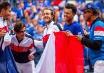 France wins 10th Davis Cup title as Lucas Pouille beat Steve Darcis in deciding tie