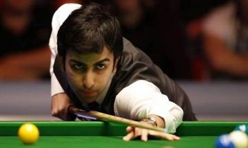 Pankaj Advani trounces Iran's Amir Sarkhosh; clinches IBSF World Snooker Championship