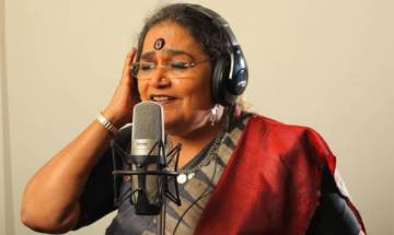 Pop icon Usha Uthup to  play Anglo-Indian in upcoming Bengali short film